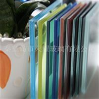 彩色安全夹胶玻璃