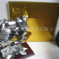 供应优质4mm金黄镀膜玻璃