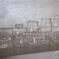 定制各式玻璃奶瓶