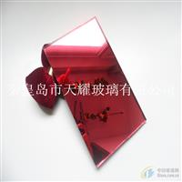 供应中国红镀膜镜子