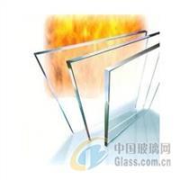 15mm单片非隔热防火玻璃