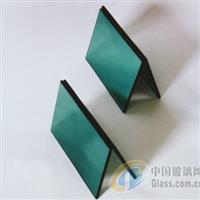 绿色镀膜玻璃供应价格
