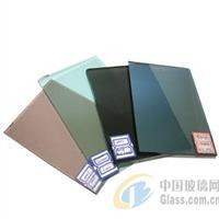 各种颜色镀膜 灰色镀膜玻璃