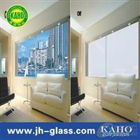 广州电控雾化玻璃调光玻璃