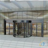 宁夏酒店旋转门安装|生产厂家