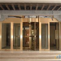 惠州酒店/宾馆/会所旋转门安装
