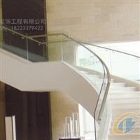 渝中区专业玻璃护栏安装