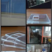 大批量销售低铁玻璃开关面板