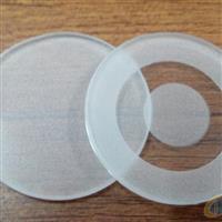厂家江门直销3mm灯具圆形玻璃