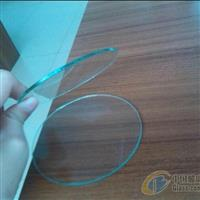供应直径127毫米圆形灯具玻璃