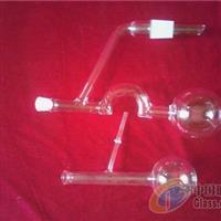 上海璐晶供应各种规格石英蒸馏瓶