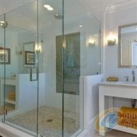 供应淋浴房钢化玻璃