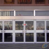 建筑玻璃 肯德基门钢化玻璃