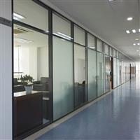 长期供应办公室隔断钢化玻璃