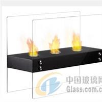 订制高硼硅玻璃,可用于酒精壁炉