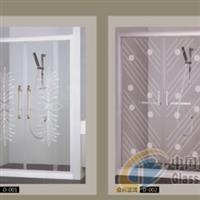 河北众兴卫浴门玻璃\工艺玻璃