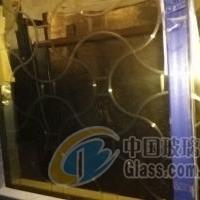 金色电脑车花镜