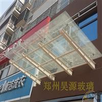 郑州玻璃雨棚 雨搭