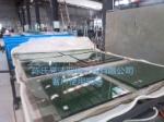 山东潍坊双层双工位夹胶玻璃设备