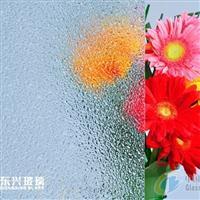 供应压花玻璃―钻石