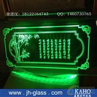 激光3D雕刻玻璃