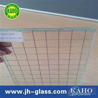 夹铁丝玻璃价格