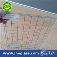 广州夹铁丝玻璃价格