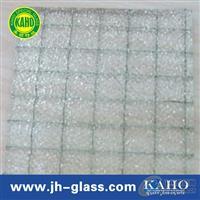 国产夹铁丝玻璃