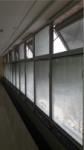 山东济南磁控百叶中空玻璃窗