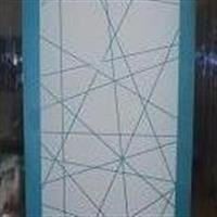 家装玻璃印刷网版