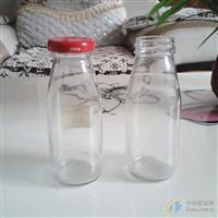 厂家供应 180ml饮料玻璃瓶