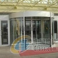 钢化玻璃门 北京安装旋转玻璃门