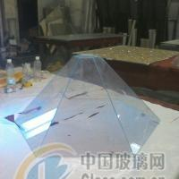 成像多面镀膜超白玻璃