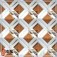 酒店KTV装饰水晶玻璃装潢片