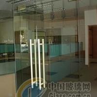 扬州12MM钢化玻璃门订做安装