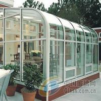 阳光玻璃房,阳光房玻璃