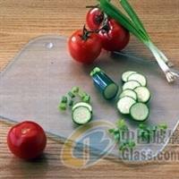 供应优质钢化玻璃菜板