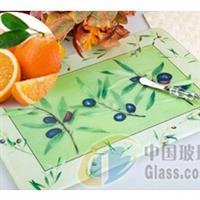 供应钢化玻璃菜板/方正钢化玻璃