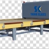佛山通过型--平钢化玻璃生产系列