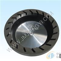 內齒樹脂磨輪-江藝牌內齒樹脂輪