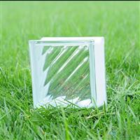 水影纹玻璃砖