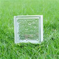 雨点纹玻璃砖
