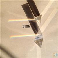 光学实验七彩三棱镜批发