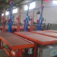 北京供应玻璃下片台、玻璃加工设备