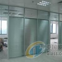 平阳安装玻璃隔断 /钢化玻璃