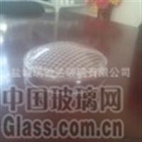 压制明料花纹玻璃制品