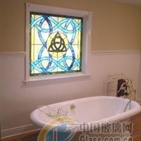 欧式彩绘玻璃窗
