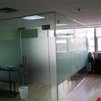 东城区安装玻璃隔断方案方法