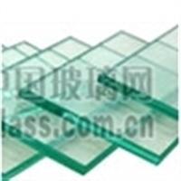江门钢化白玻、钢化玻璃供应