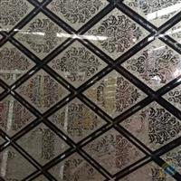 背景墙玻璃KTV酒店背景墙玻璃艺术玻璃